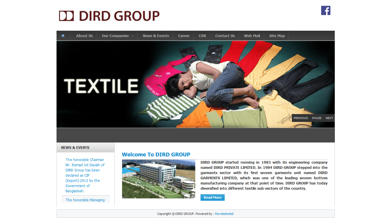 Website Design And Development Company In Bangladesh