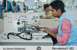 Factory Photography for Stark Apparels Garments Factory Bangladesh