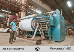 Professional Factory Photography Project for Tania Textile Mills - Factory Photography in Bangladesh - By Revelation BD